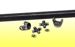 A.R.T. Unwelded Chromoly Driveshaft Kit 3""