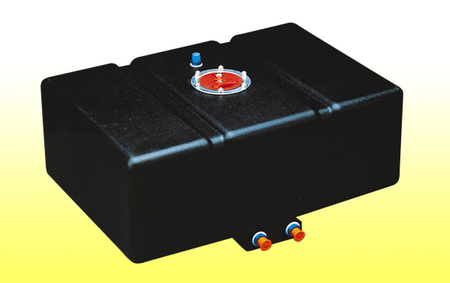 Horizontal Fuel Cell - 16 Gallon