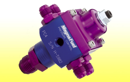 Magna Fuel - 4 Port Regulator