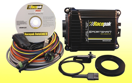 Racepak Sportsman Data Recorder