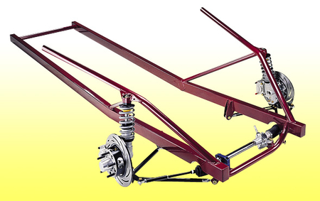 A.R.T. Strut Front Suspension System