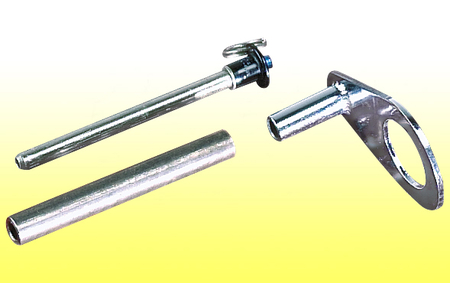 "Tow Hook Assembly With 3/8"" Pin"
