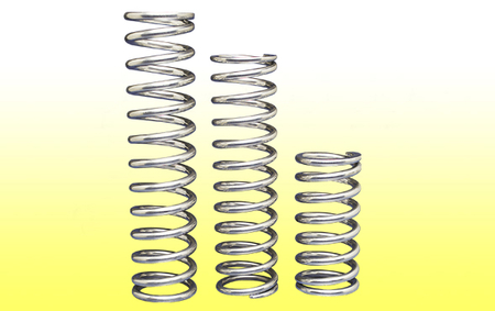 Coil Over Springs - Front & Rear