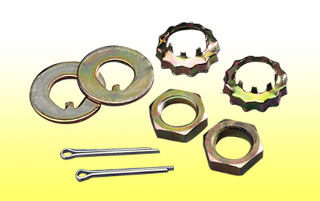 Spindle Nut Kit
