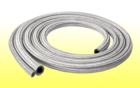 #10 Steel Braided Hose