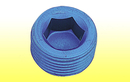 XRP Pipe Plugs - Blue