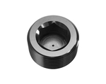 "1/4"" NPT Allen Head Pipe Plug Black"