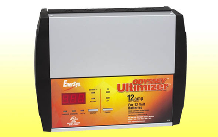Odyssey 12-Volt Battery Charger