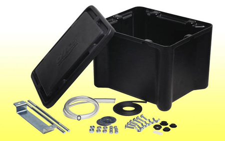 Sealed Battery Box