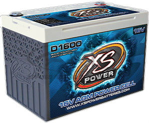 Battery - X/S Power 16 Volt