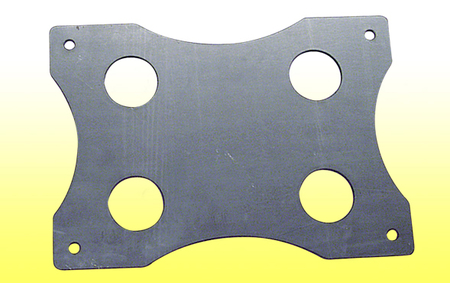 Parachute Mounting Bracket Dragster/Altered