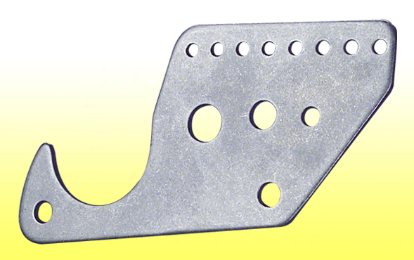 Ladder Bar Housing Bracket 1 4 Quot Ms With Shock Mount Holes