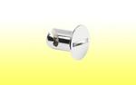 Dzus Fastener Chrome Plated Flush Mount 400 Long