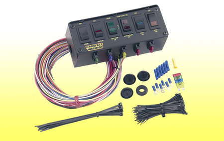 Painless Performance Products - 8 Circuits