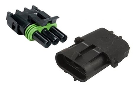 Connector Set - 3 Pin
