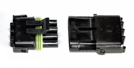 Connector Set - 4 Pin