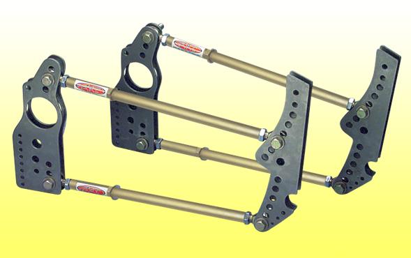 4 Link Kit Sportsman Series Chromoly Rod Ends