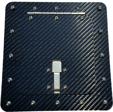 Access Door Kit Carbon Fiber