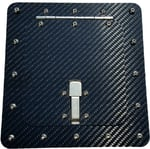 Access Door Kit- Carbon Fiber