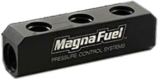 Magna Fuel Fitting - Triple Fuel Log