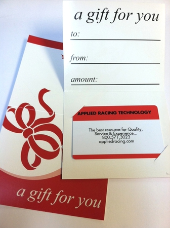 A.R.T. Gift Cards