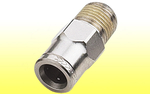 CO2 Snap Lock Hose Fitting - Straight