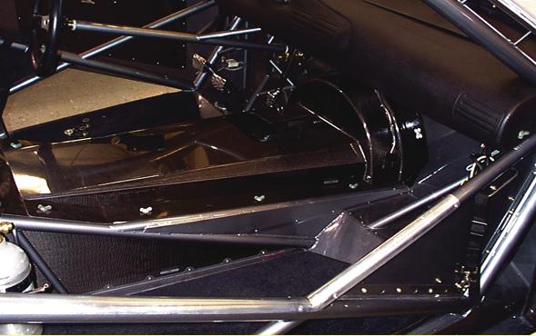 Jbrc Carbon Fiber Tunnel Kit