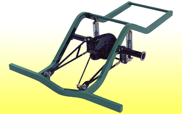 Ladder Bar System Iii Sportsman Unwelded