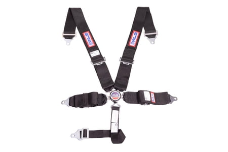 "5 Point 3"" Harness, Camlock - RJS Belt RJS"