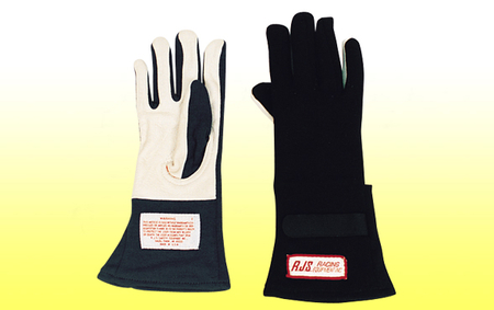 Gloves X-Large Black 3.3/1