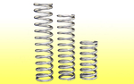 Springs- Coil Over Springs - Front & Rear 12""