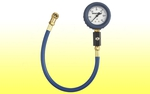 "Air Gauge Glow-In-The-Dark 2-1/2"", 0-60"