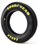 "Goodyear Front 25"" x 4.5"" x 15"""