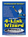 Jerry Bickel Pro 4-Link Wizard