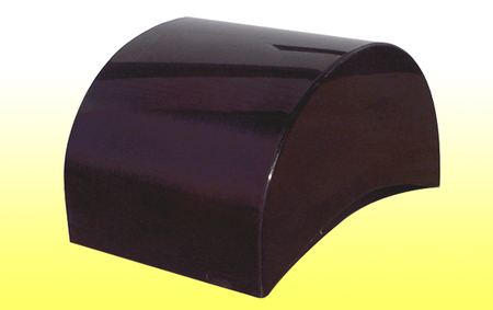 "Carbon / Fiberglass Wheel Tubs - 46"" x 29"""